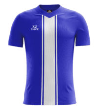 Eiffel Football Shirt royal-white