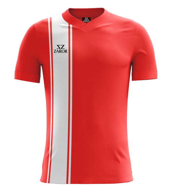 Notre Football Shirt red-white