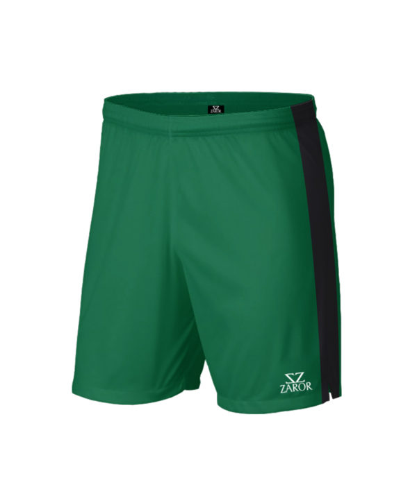 Zaror Eccles Football Short green_black