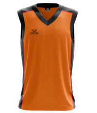 Zaror Iowa Basketball Shirts orange black