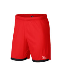 Zaror Pro Football Short red_black