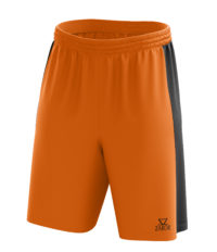 Zaror Utah basketball short orange black