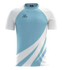 Zaror velocity Hockey Shirt sky_white