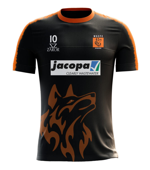 ZAROR WSCFC Jacopa Away Front